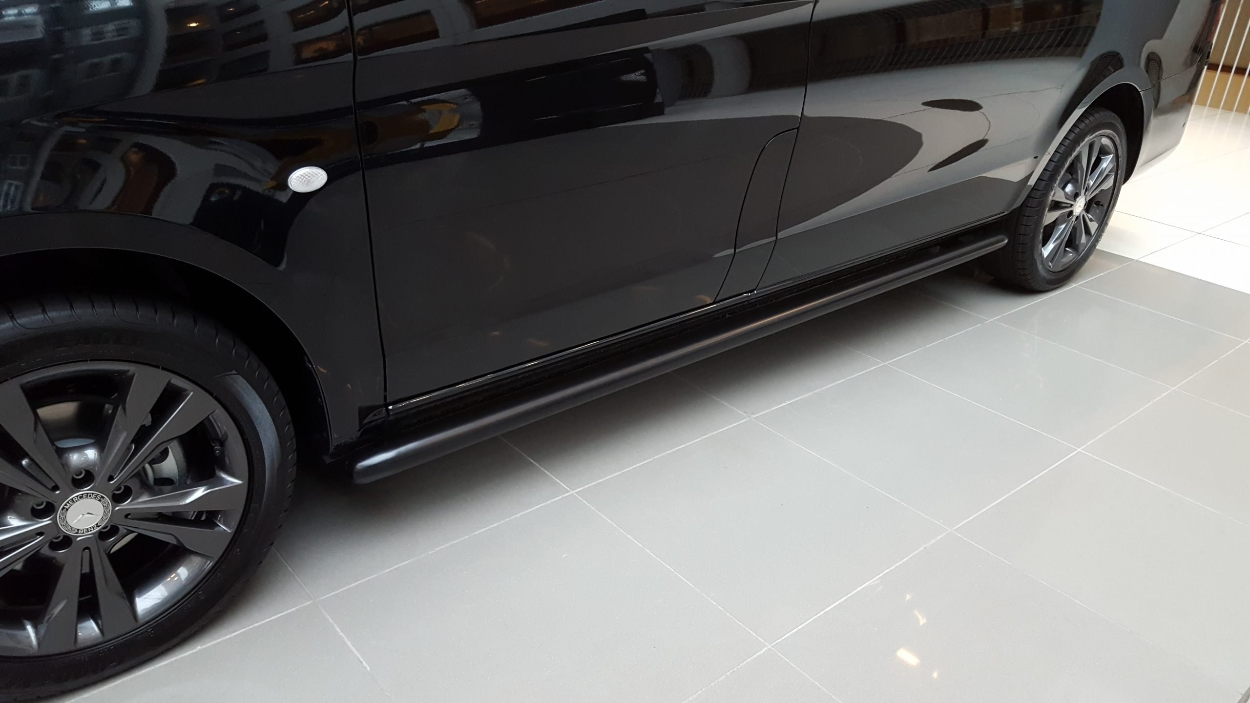Mercedes sidebars, Volkswagen sidebars en accessoires